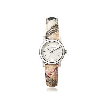 Burberry Bu9222 Stainless Steel Women's Watch