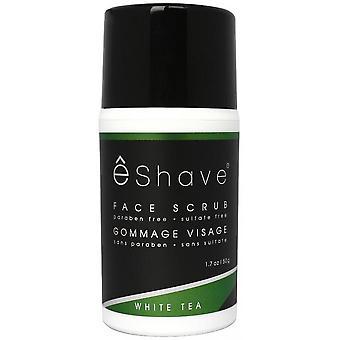 Face Scrub - Exfoliant Visage Th� Blanc