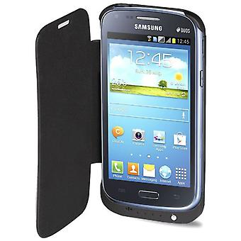 Wellindal With Battery Case For Samsung Galaxy S4 Black