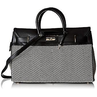 Mac Douglas Pyla Fantasia S - Black Women's Handbags (Rouge Chevron Noir) 17.5x26x40.5 cm (W x H L)