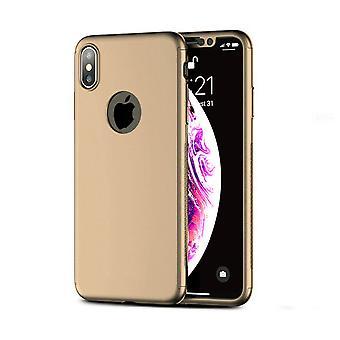Pc Hole Case + Écran Protecteur iPhone XR