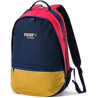 Puma 75087 - Adult Unisex Backpack - Peacoat-Ribbon Red - OSFA