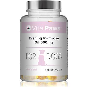 Vitapaws/Dog-Supplements/Evening-Primrose-Oil-500mg-Dogs