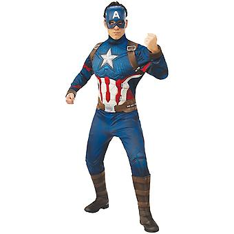 الرجال كابتن أمريكا زي -- المنتقمون : نهاية اللعبة