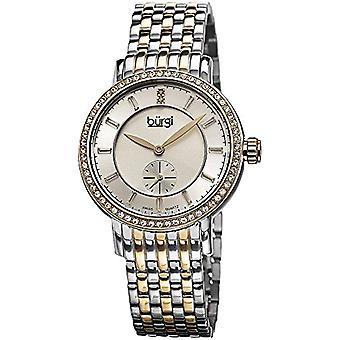 Burgi Clock Woman Ref. BUR099TTG