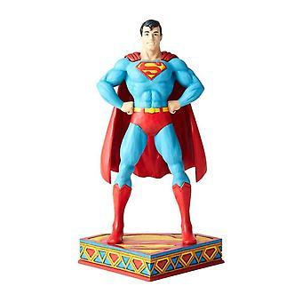 DC Comics Superman hopea ikä Figurine