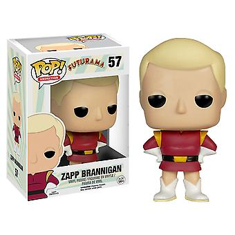 Futurama Zapp Brannigan Pop! vinyl