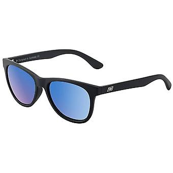 Dirty Dog Teko Sunglasses - Black/Blue