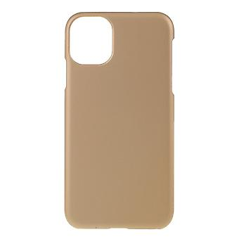 IPhone 11 Pro Max Klassiskt Rubberized skal - Guld