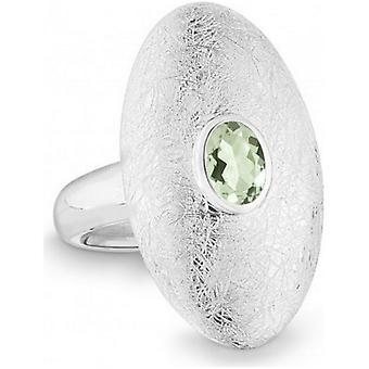 QUINN - Ring - Damen - Silber 925 - Weite 56 - 021332635