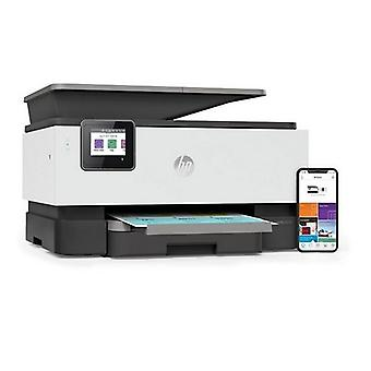 Imprimante Multifonction HP Officejet Pro 9010 AIO 22 ppm WIFI Fax Blanc