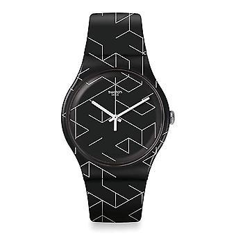 Swatch Cnosso Unisex Watch SUOB161
