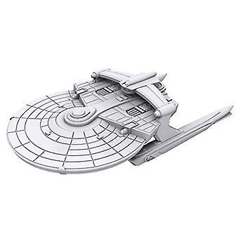 Star Trek Deep Cuts Unpainted Ships Miranda Class (Pack of 6)