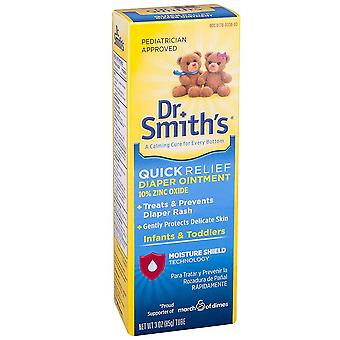 Dr. smith's premium mix luier zalf buis, 3 oz