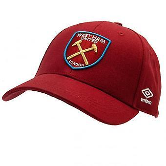 West Ham United Umbro Cap