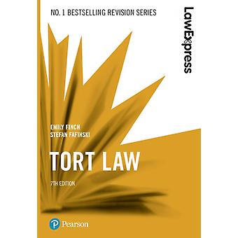 Law Express Tort Law by Emily Finch