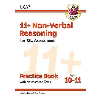 New 11 GL NonVerbal Reasoning Practice Book  Assessment T