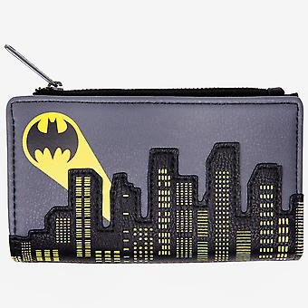 Batman Spotlight Faux Portefeuille en cuir