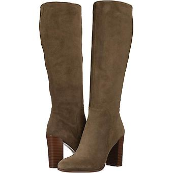 Kenneth Cole New York Femmes Justin Cuir Round Toe Over Knee Fashion Boots