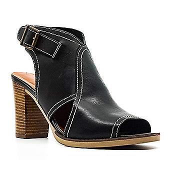 Bella Vita VIV-Italia naiset ' s Sandal 9 E US musta
