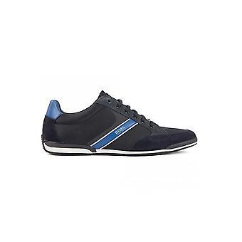 Hugo Boss Footwear Hugo Boss Saturn Lowp Mx Open Blue