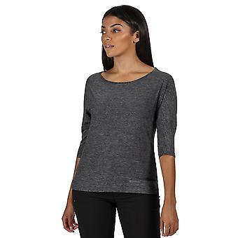 Regatta Womens Pulser Wicking 3/4 Sleeve Jersey T Shirt