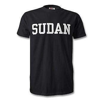 السودان بلد تي شيرت