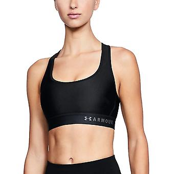 Under Armour Womens Armour Mid Crossback Wicking Sports Bra