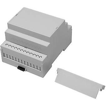 Axxatronic CNMB-4-KIT-CON DIN rail casing 90 x 71.0 x 58 Polycarbonate (PC) 1 pc(s)