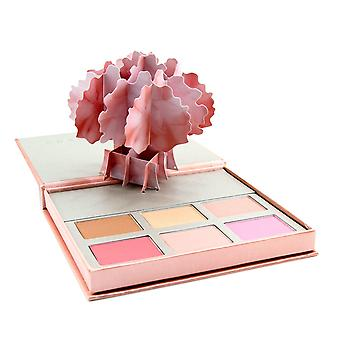 L'Arbre Illumine Kind and Highlighter Palette 13.8g/0.49oz