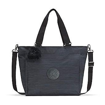 Kipling New Shopper L - Blue Women's Shoulder Bags (True Dazz Navy) 15x24x45cm (W x H x L)