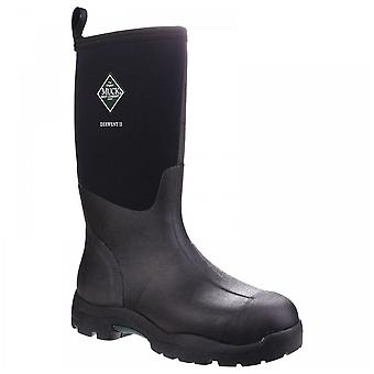 Muck Boots Unisex Black Dwt-000 Derwent Ii All Purpose Field Wellington Tall Waterproof Boots
