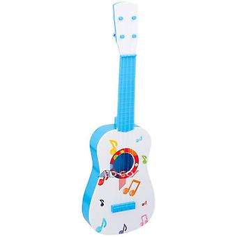 Smyslová hrana kytara děti hudební nástroj