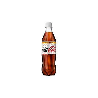 Cocacola Diet Coke Pet-( 500 Ml X 1 Flasker )