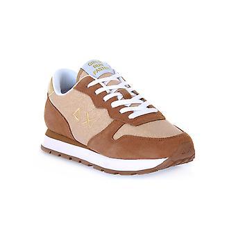 Sun68 343 ally thin glitter sneakers fashion