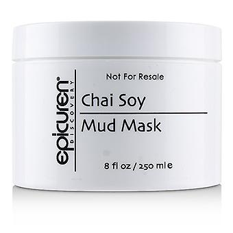 Epicuren Chai Soy Mud Mask - For Oily Skin Types (Salon Size) 250ml/8oz