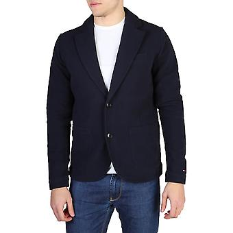 Tommy Hilfiger Original Men Fall/Winter Formal Jacket - Blue Color 38916