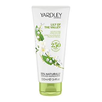 Yardley London Hand Cream - Lily Lily - Sensual Elegant Flowers Fragrance of Lily Fragrance 100 ml