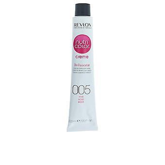 Revlon Nutri Color Creme #005-pink 100 Ml Unisex