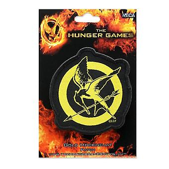 Hunger Games Girl On Fire Mockingjay Patch