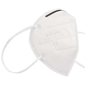 ANNEW Professional KN95 Mask 5 pieces