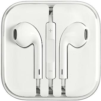 OEM APPLE IPHONE EARBUDS WITH REMOTE & MIC - WHITE
