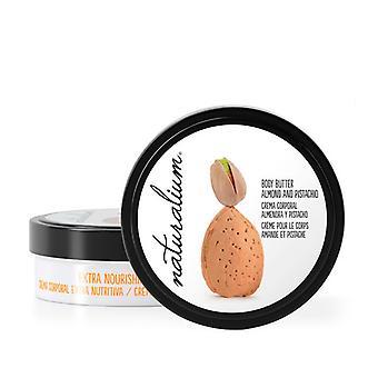 Body Cream Almond & Pistachio Naturalium (200 ml)