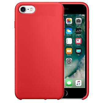 Silikone etui - Silikone sag i silikone og ikke-vævede - iPhone 7