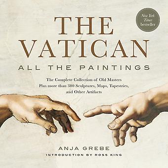 Vatican All The Paintings by Anja Grebe
