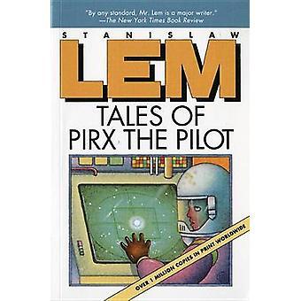 Tales of Pirx the Pilot by Stanislaw Lem - 9780156881500 Book