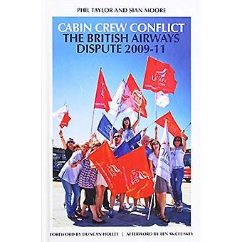 Cabin Crew Conflict - British Airways Tvist 2009-11 av Phil Tayl