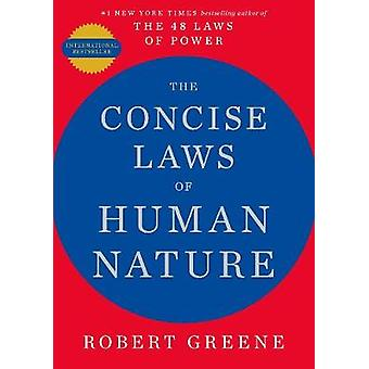 The Concise Laws of Human Nature by Robert Greene - 9781788161565 Book