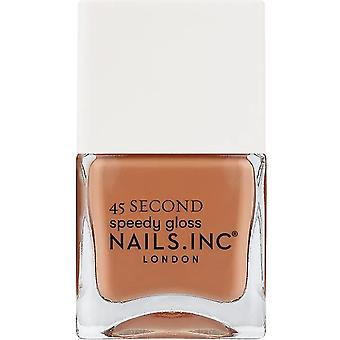 Ongles inc 45 Second Speedy Gloss Nail Polish Collection - Hustle In Hackney 14ml