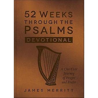 52 semanas a través del devocional de los Salmos - Un viaje de un año de oración